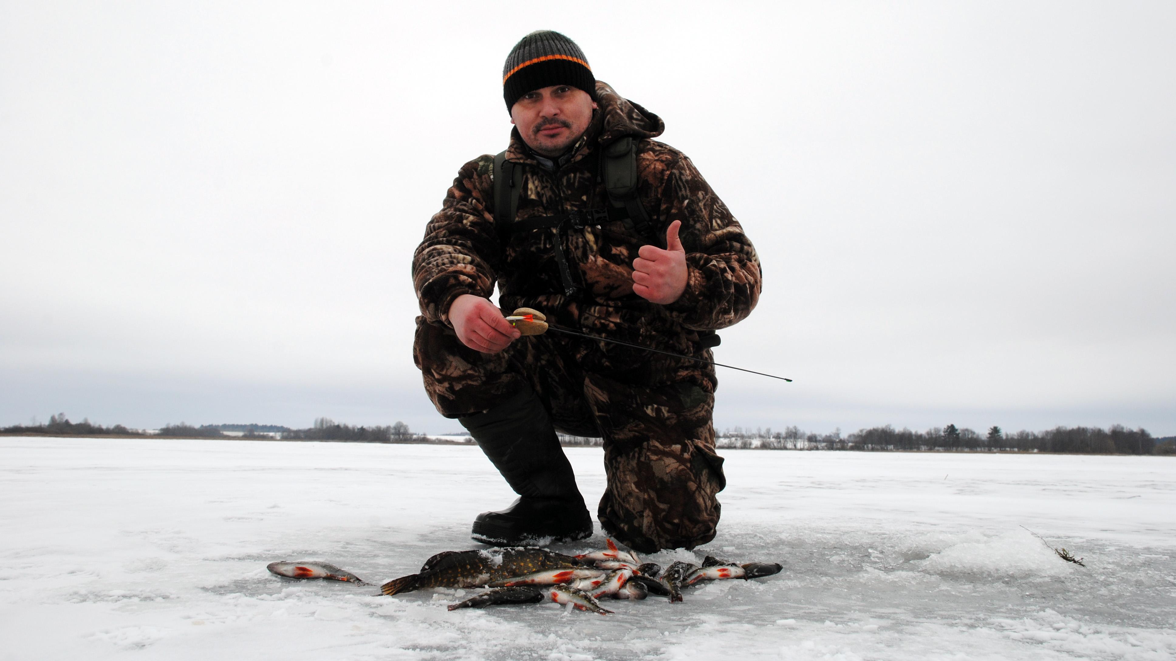 101 причина сказать нет или как начать ловить на балансиры со льда